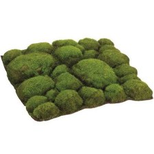 "Mood Moss Sheet, 12""- Green"