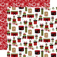 Celebrate Christmas 12x12 Paper- No Peeking