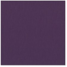 12x12 Purple Textured Cardstock- Pansy