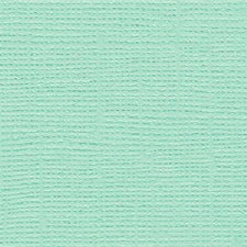 12x12 Blue Textured Cardstock- Patina