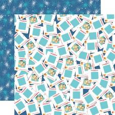 Family Night 12x12 Paper- Photo Slides