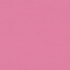 12x12 Pink Textured Cardstock- Pink Punch