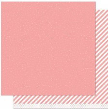 Let it Shine 12x12 Paper- Pink