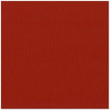 12x12 Red Textured Cardstock- Red Devil