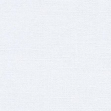 12x12 White Textured Cardstock- Snowbound