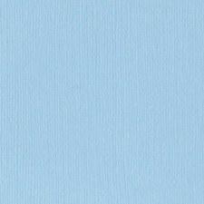 12x12 Blue Textured Cardstock- Starmist