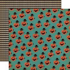 Happy Halloween 12x12 Paper- Toil & Trouble