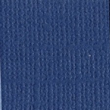 12x12 Blue Textured Cardstock- Typhoon