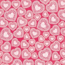 12x12 Pink Cardstock- Valentine
