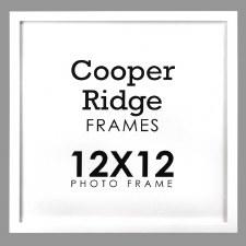 Cooper Ridge 12x12 Frame- White