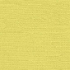 12x12 Yellow Textured Cardstock- Yellow Corn