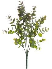 """Eucalyptus Bush, 13""""- Green/Gray"""