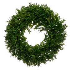 Wreath- Tea Leaf, 14""