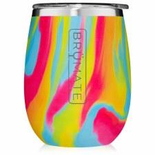 Uncork'd 14oz Wine Tumbler- Tie Dye