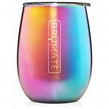 Uncork'd 14oz Wine Tumbler- Rainbow Titanium