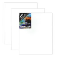 "14""x18"" Artist Stretched Canvas - Triple Pack"