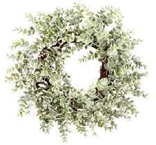 """Wreath- Sedum, 16"""""""