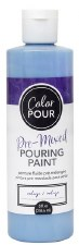 Color Pour Pre-Mixed Pouring Paint, 16oz- Indigo