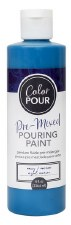 Color Pour Pre-Mixed Pouring Paint, 16oz- Navy