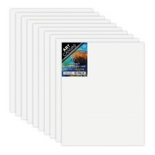 "16""x20"" Artist Stretched Canvas - 10 pack"