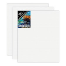 "16""x20"" Artist Stretched Canvas - Triple Pack"