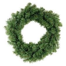 "18"" Canadian Pine Wreath"