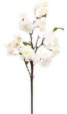 """Cherry Blossom Spray, 18""""- White"""