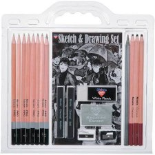 Sketch & Drawing Set