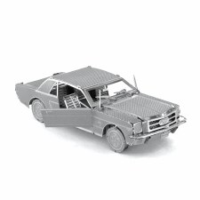 Metal Earth 3D Metal Model Kit- 1965 Mustang