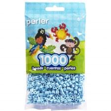 Perler Beads 1000 piece- Sky Blue Stripe