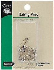 Dritz 10ct. Safety Pins