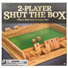 Shut the Box 2 Player