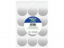 """Styrofoam Balls, 2""""- 12pk"""