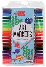 Art Markers, 20ct