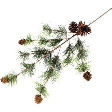 "20"" Mountain Brush Pine Spray"