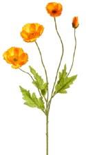 """Poppy Spray, 23.6""""- Orange"""