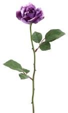 """Medium Rose Spray, 23""""- Purple"""
