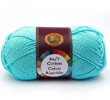24/7 Cotton Yarn- Aqua