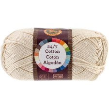 24/7 Cotton Yarn- Ecru