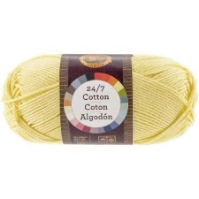 24/7 Cotton Yarn- Lemon