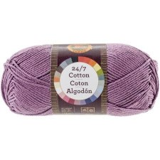24/7 Cotton Yarn- Lilac