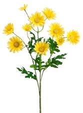 """Daisy Spray, 25""""- Yellow"""