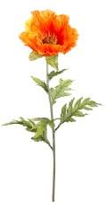 """Poppy Spray, 28""""- Orange"""
