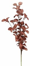"29"" Eva Rose Leafy Spray - Terracotta"