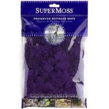 SuperMoss Reindeer Moss, 2oz- Lavender
