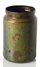 """Lush Ceramic Vase, 5.5"""""""