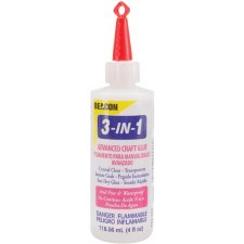 3-In-1 Craft Glue- 4 oz.
