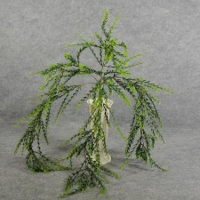 Beach Basewood Hanging Bush, 34""