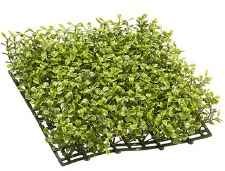 "Grass Mat- Boxwood 10""x10"""