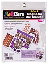 Artbin Magnetic Die 3 pk Refills